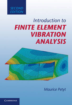 Introduction to Finite Element Vibration Analysis (BOK)