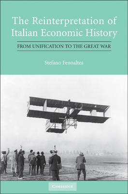 The Reinterpretation of Italian Economic History: From Unification to the Great War (BOK)