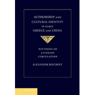 Authorship and Cultural Identity in Early Greece and China (BOK)