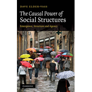 Causal Power of Social Structures (BOK)