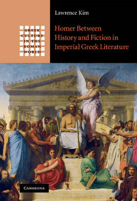 Homer between History and Fiction in Imperial Greek Literatu (BOK)