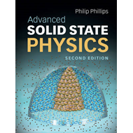 Advanced Solid State Physics (BOK)