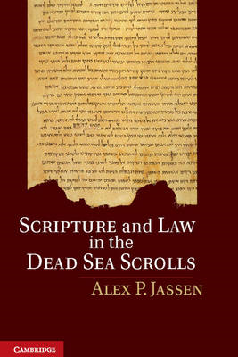 Scripture and Law in the Dead Sea Scrolls (BOK)