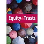 Student's Guide to Equity and Trusts (BOK)