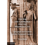 The Jew, the Cathedral and the Medieval City: Synagoga and Ecclesia in the Thirteenth Century (BOK)