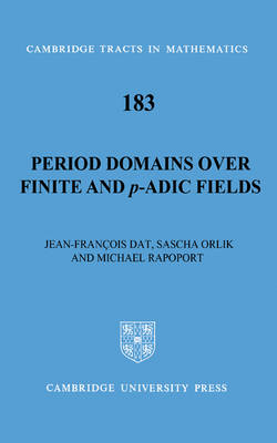 Period Domains Over Finite and P-adic Fields (BOK)