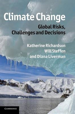 Climate Change: Global Risks, Challenges and Decisions (BOK)
