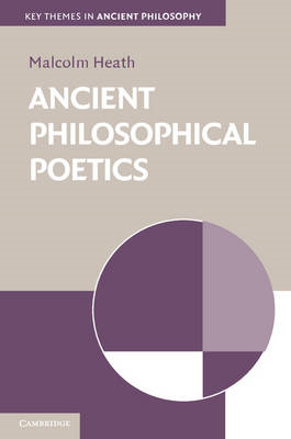 Ancient Philosophical Poetics (BOK)