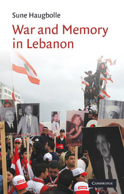 War and Memory in Lebanon (BOK)