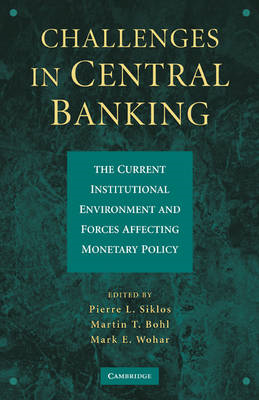 Challenges in Central Banking (BOK)