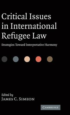 Critical Issues in International Refugee Law (BOK)