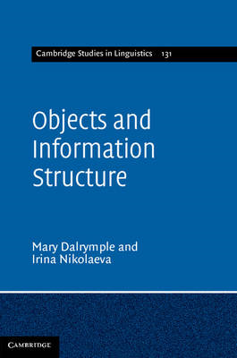 Objects and Information Structure (BOK)