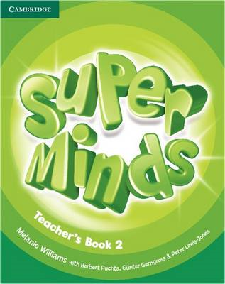 Super Minds Level 2 Teacher's Book (BOK)