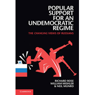 Popular Support for an Undemocratic Regime: The Changing Views of Russians (BOK)