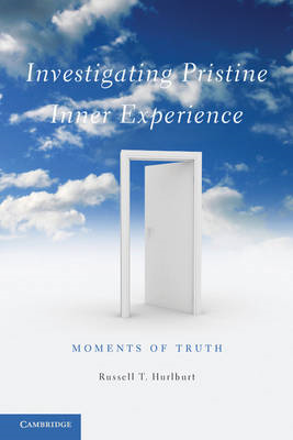 Investigating Pristine Inner Experience: Moments of Truth (BOK)