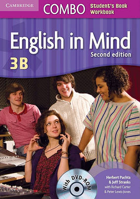 English in Mind Level 3b Combo with DVD-ROM (BOK)