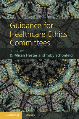 Guidance for Healthcare Ethics Committees (BOK)