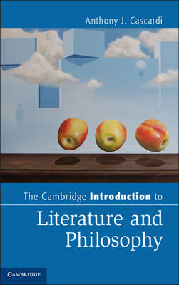 Cambridge Introduction to Literature and Philosophy (BOK)