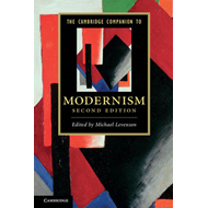 Cambridge Companion to Modernism (BOK)
