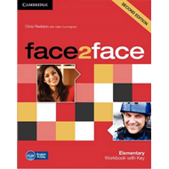 face2face Elementary Workbook with Key (BOK)