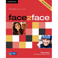 face2face Elementary Workbook without Key (BOK)