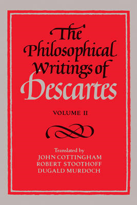 Philosophical Writings of Descartes: Volume 2 (BOK)