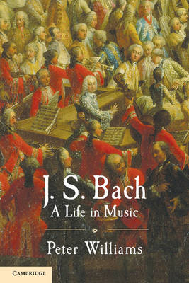 J.S. Bach: A Life in Music (BOK)