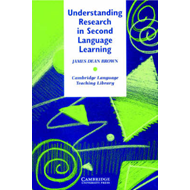 Understanding Research in Second Language Learning: A Teacher's Guide to Statistics and Research Des (BOK)
