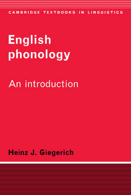 English Phonology (BOK)