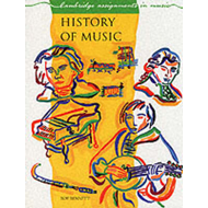 History of Music (BOK)