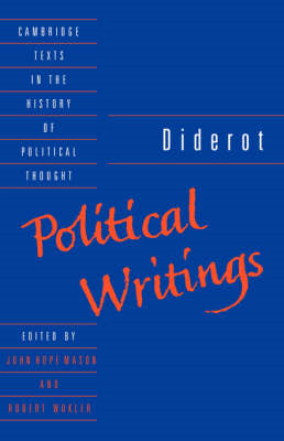 Diderot: Political Writings (BOK)