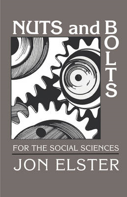 Nuts and Bolts for the Social Sciences (BOK)