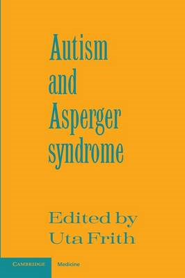 Autism and Asperger Syndrome (BOK)