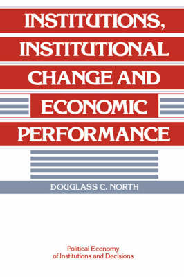 Institutions, Institutional Change and Economic Performance (BOK)