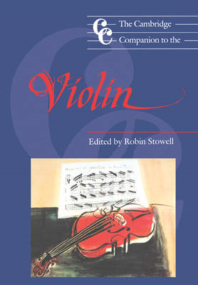 Cambridge Companion to the Violin (BOK)
