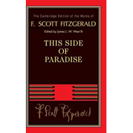 F. Scott Fitzgerald: This Side of Paradise (BOK)