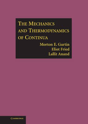 Mechanics and Thermodynamics of Continua (BOK)