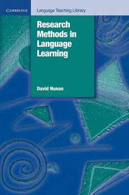 Research Methods in Language Learning (BOK)