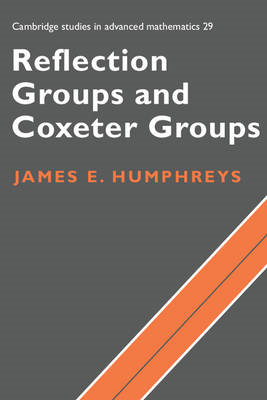 Reflection Groups and Coxeter Groups (BOK)