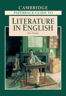 The Cambridge Paperback Guide to Literature in English (BOK)
