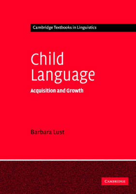 Child Language (BOK)