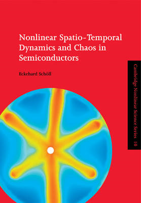 Nonlinear Spatio-Temporal Dynamics and Chaos in Semiconductors (BOK)