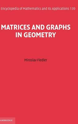 Matrices and Graphs in Geometry (BOK)