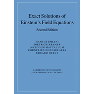Exact Solutions of Einstein's Field Equations (BOK)