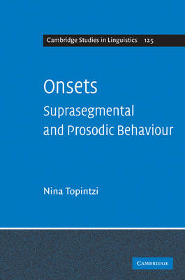 Onsets: Suprasegmental and Prosodic Behaviour (BOK)