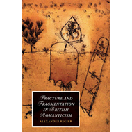 Fracture and Fragmentation in British Romanticism (BOK)