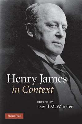 Henry James in Context (BOK)