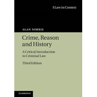 Crime, Reason and History (BOK)