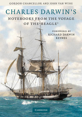 Charles Darwin's Notebooks from the Voyage of the Beagle (BOK)