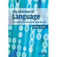 The Structure of Language: An Introduction to Grammatical Analysis (BOK)